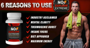 Buy NO2 Explode Extreme