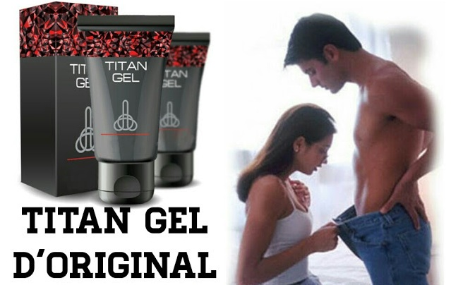 titan gel cream to boost penis size upto 4cm in a month