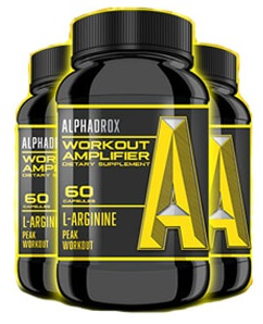 Alphadrox Workout Amplifier