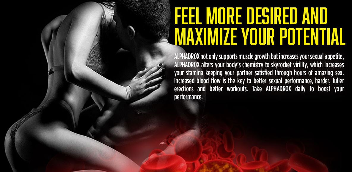 Alphadrox Workout Amplifier – Ideal Formula to Pump up Your Muscles!