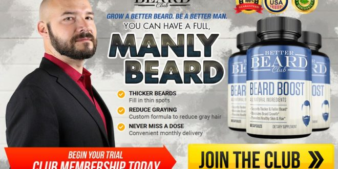 Are There Natural Ways To Boost Beard Growth