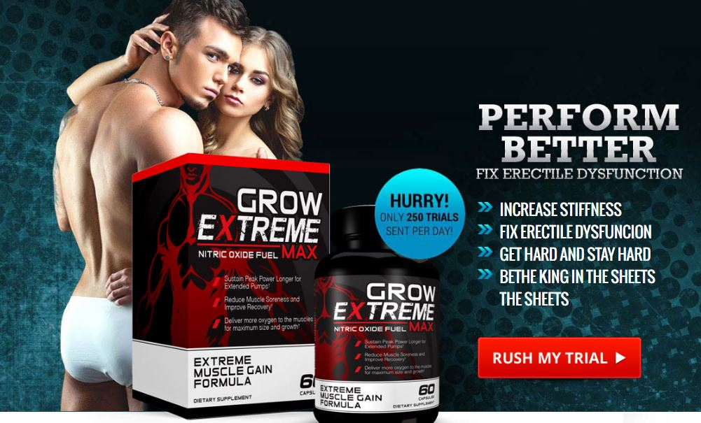 Grow Extreme Max Reviews Uplift Your Stamina Amp Boost