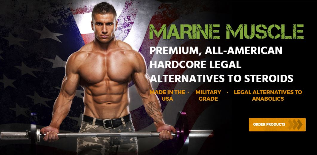 Get Marine Muscle