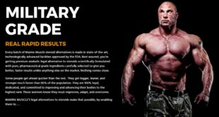 Marine Muscle Reviews