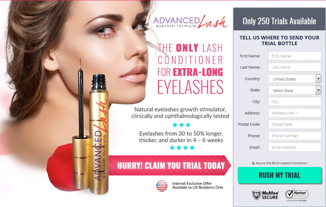 Order Advanced Lash