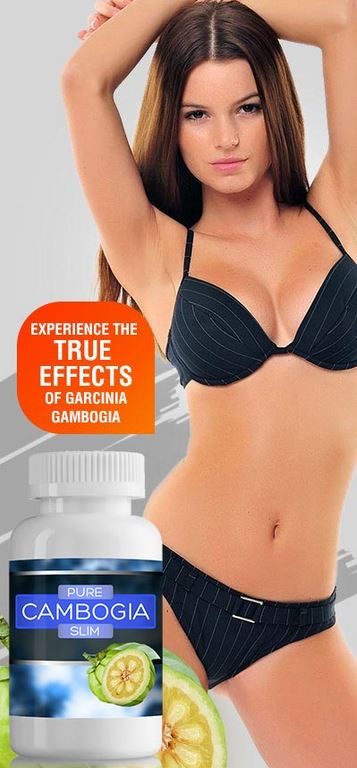 Pure Cambogia Slim Reviews