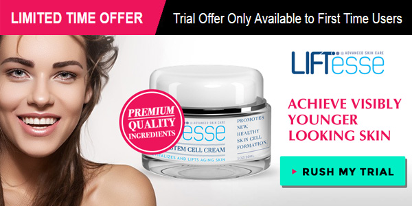 LIFTesse Cream – Hollywood Beauty Secret Revealed! Shocking Reviews!