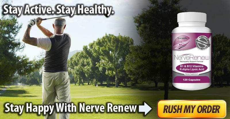 Nerve Renew – Complete Neurapthy Formula to Cure Nerve Pain!