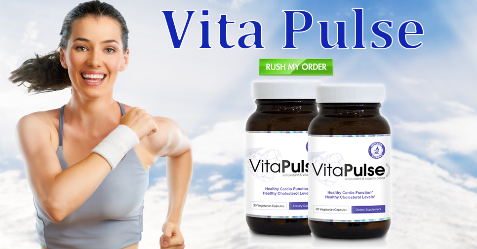 VitaPulse Reviews – Supports Hearth Health or Just a Hoax? Must Read!