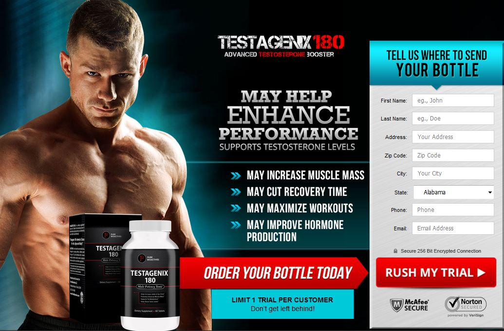 Buy Testagenix 180
