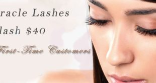 Get Miracle Lashes