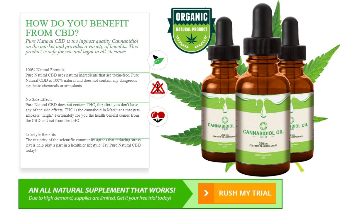 Natural CBD Oil Reviews